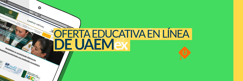 Licenciaturas a distancia y mixtas de la UAEMex