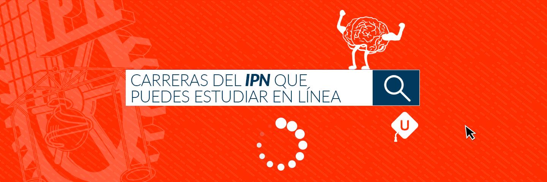 Carreras del IPN que puedes estudiar en línea