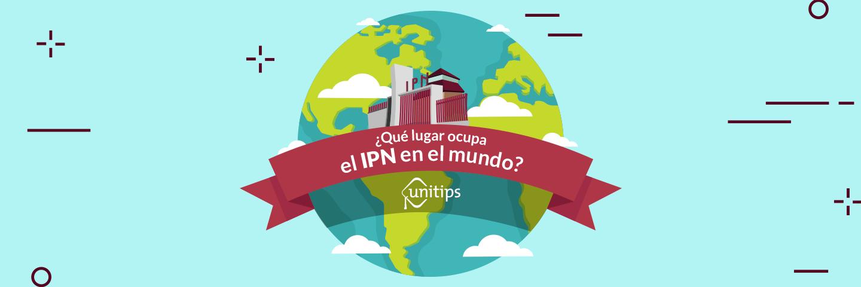 ¿Qué lugar ocupa el IPN en el mundo?