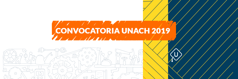 Convocatoria de ingreso UNACH 2019 nivel superior