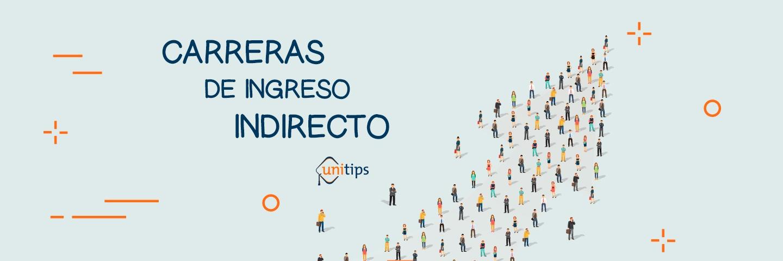 UNAM: Carreras de ingreso indirecto
