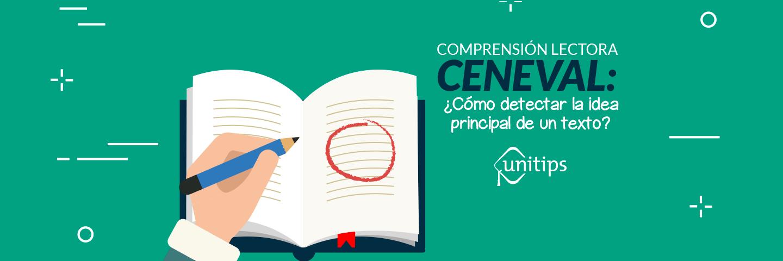 Comprensión lectora Guía de temas para el examen CENEVAL EXANI II