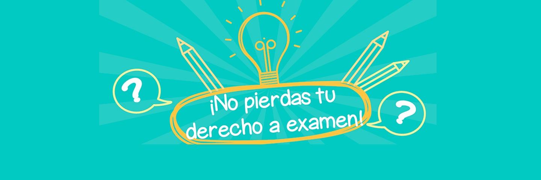 Recomendaciones para no perder tu derecho al examen de la UNAM
