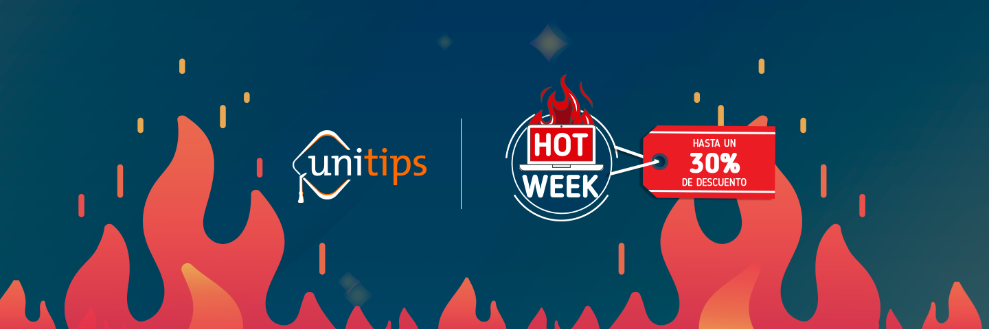 Ofertas UNITIPS Hot Week