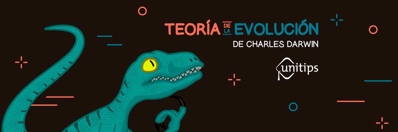 Origen de la evolución y selección natural de Darwin