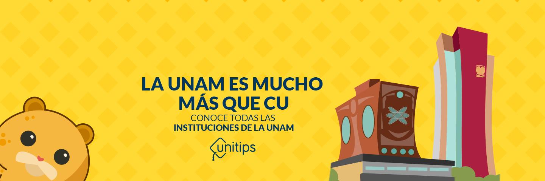 La UNAM es mucho más que CU: Todas las instituciones de la UNAM